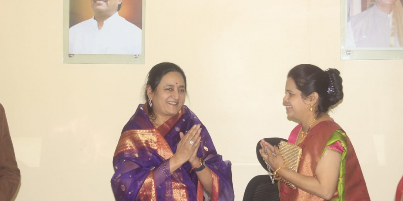 With Vaishali tai 2